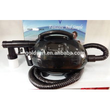 Cubierta Mini Tanning cama Portable HVLP Spray Tan Gun máquina de bronceado Professional Airbrush Home Tanning System