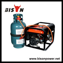 BISON (CHINA) gerador elétrico a gás