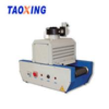 Máquina de cura UV plana semi-automática