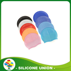 High Quality Silicone Waterproof Swimming Caps
