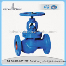 Vanne à gaz à basse pression en fer ductile