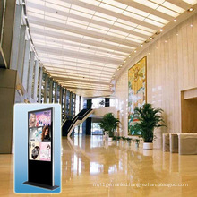 Most Popular Cabinet Type Stand-Alone Advertising Machine