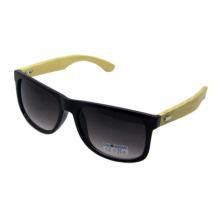 Vintage Mode Bambus Sonnenbrille (sz5760)