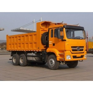 Delong CUMMINS engine 6 * 4 dump truck SHACMAN