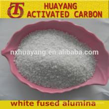 abrasives white fused alumina/white corundum