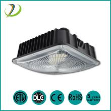 50W Slim Led Gas Station Canopy Lights