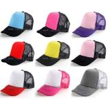 Different Color Mesh Cap for Promotion (OKM03-0004)