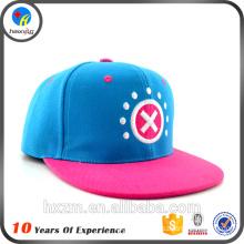 Women Baseball Cap Flat Brim Hats Hip-hop