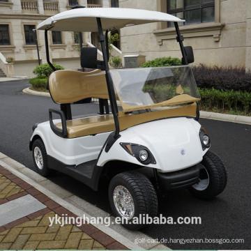 2200W 2 Sitzer Polizei Golfwagen