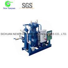 Gas de cola / Gas asociado / Bomba de gas de recuperación de gas Compresor de gas