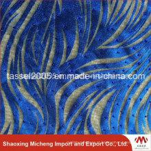 100% poliéster Mesh Lace usado para vestuário do item n º. Tl0003 (rendas de tule)