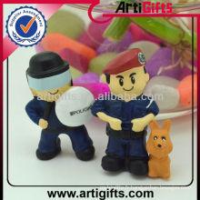 Articles promotionnels dessin animé figurine résine poupée bjd