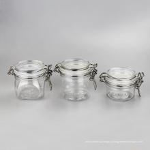 350ml tipo quadrado Pet Kliner Jar Jar hermético (EF-J23S350)