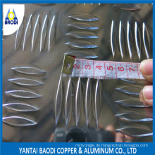 5052 H114 Aluminium Trittbrett Neuseeland