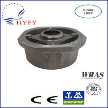 Zero pollution and lower cost cast steel a105n check valve