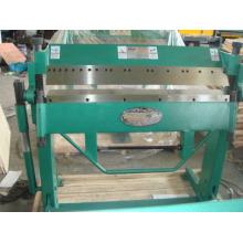 Esf1020A operado manualmente máquina de dobrar folhas de metal