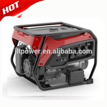 Gerador de gasolina elétrica portátil de cobre 100%