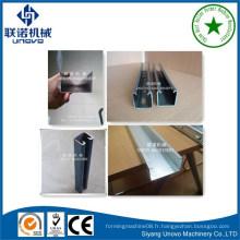 Profil métallique d'acier formé à froid métallique optimal