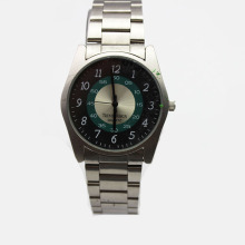 Fashion Rosh metal black face watch