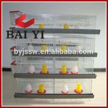 Galvanized Welded Wire Small Chicken Cage For California