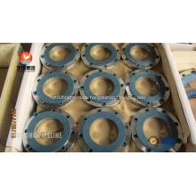 Steet Flansche Duplex materiell A182 F53 UNS S32750