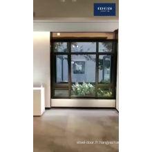 Fenêtre et porte coulissantes en aluminium de bonne qualité avec la norme australienne AS2047 et AS2208