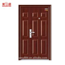 Um e meia porta à prova de fogo personalizado fogo avaliado portas moldadas
