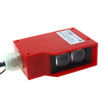 E3K100 Serie 10m / 20m Quadratischer induktiver Näherungsschalter Photoelektrischer Sensor