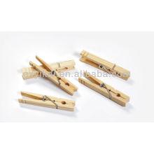 Clavijas de madera de pino de alta calidad