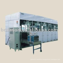 Full automatic ultrasonic cleaning and drying machine