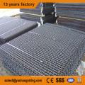 Нержавеющая сталь гофрированные проволочной сетки для фильтра