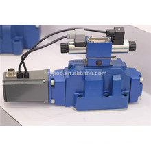 4WRKE32-3X Válvula direcional proporcional de controle de loop-piloto para máquina de extrusão hidráulica
