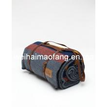 Тканые ткать 100% чистая шерсть бросить путешествия одеяло