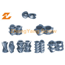 Twin Parallel Screw Elements Screw Barrel Parts