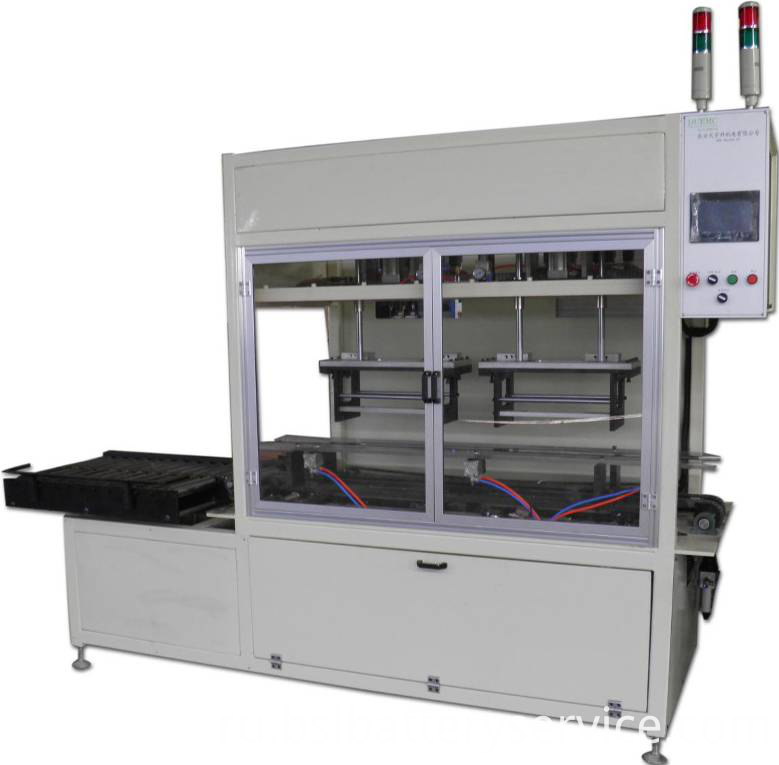 Automatic Double Stations Leak Testing Machine