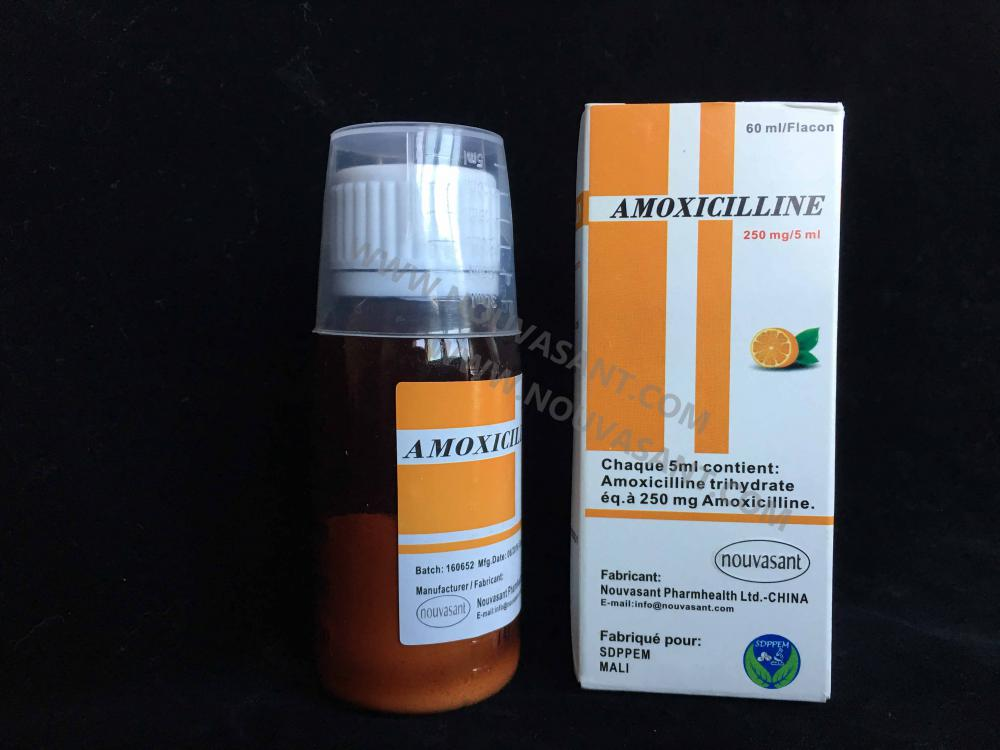amoxicillin oral suspension 250mg_5ml