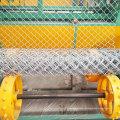 Автоматические цепи ссылка забор сетки диаманта машина