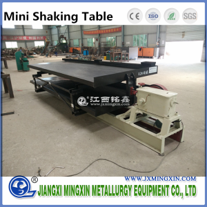pengolahan mineral 6-S Double deck shaking table