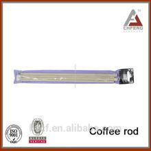 Верхняя кофейная палочка для дизайна, гибкий карниз для душевой кабины, пружинная телескопическая кофейная палочка