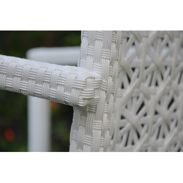 Outdoor/Garden SGS PE rattan Dining Set Furniture