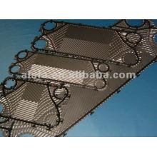 Plaque Vicarb 304 pour échangeur de chaleur à plaques, plaques échangeurs de chaleur, échangeur de chaleur Vicarb