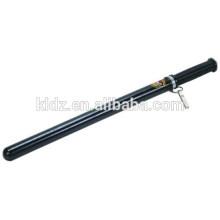KL-015 Bâton de sécurité en caoutchouc pour protection personnelle avec boucle