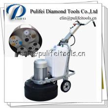 Máquina de pulir superficial usada portátil industrial del piso concreto de la piedra