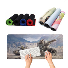 Promotional free mouse pads gaming custom printed free mouse pads for promotion rubber mousepad manufacturer