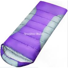 Venta directa de sacos de dormir al aire libre para adultos, saco de dormir de 2 estaciones