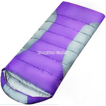 Sacs de couchage extérieurs pour adultes, vente directe de sac de couchage 2 saisons