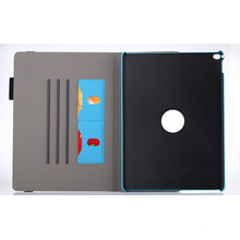 "Capa de Couro PU para iPad PRO 12.9 ""Case"