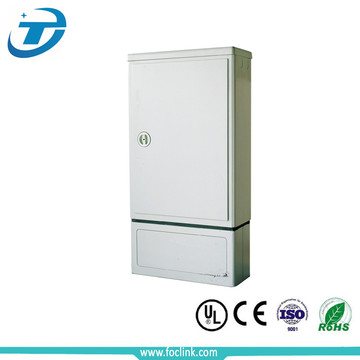 Optical Fibers Distribution Box Cabinet 512 Stainless Steel