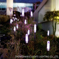Lámpara de LED decorativa colorida al aire libre de Reed