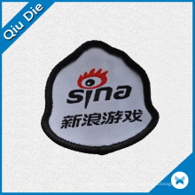 Customized Woven Label with Your Club Name for Promotional Badges